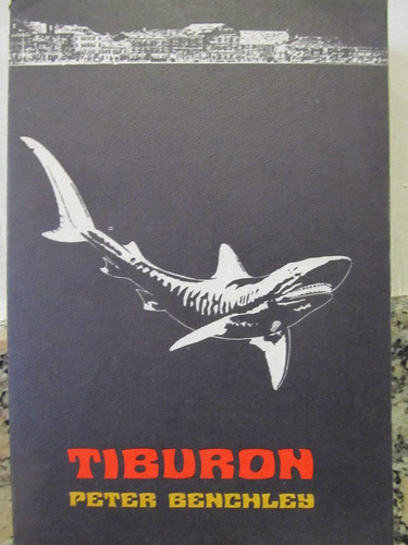 libreriaweb tiburon - peter benchley