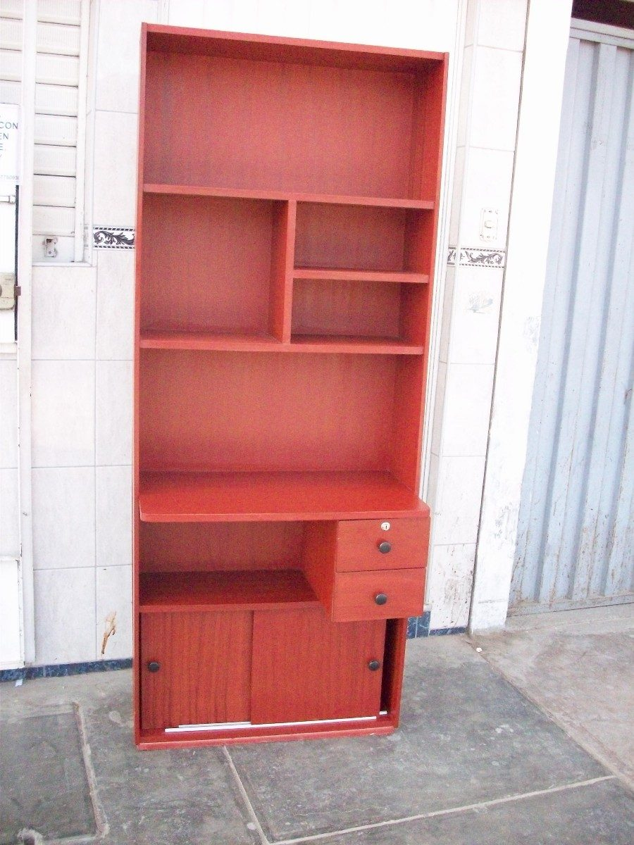 Librero escritorio cajones s 235 00 en mercado libre - Escritorio cajones ...