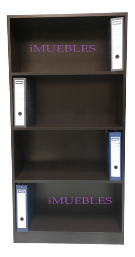 librero estante origanizador oficina hogar melamina nuevo.