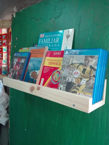 librero infantil