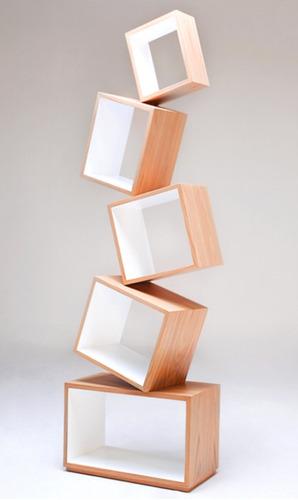 librero minimalista