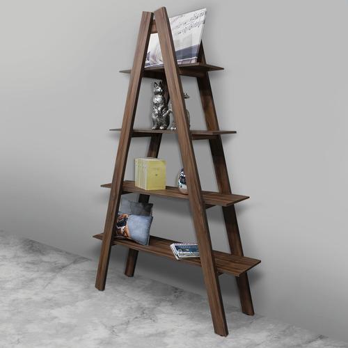 librero nogal moderno minimalista envio gratis uchi