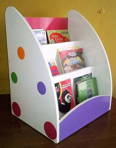 librero para niños
