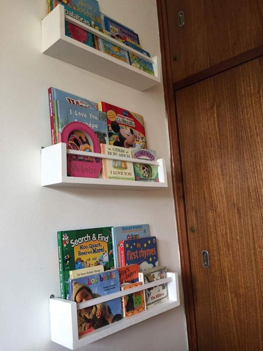 Repisas Infantiles Pared En Mercado Libre Chile ~ Estanterias Para Libros Infantiles