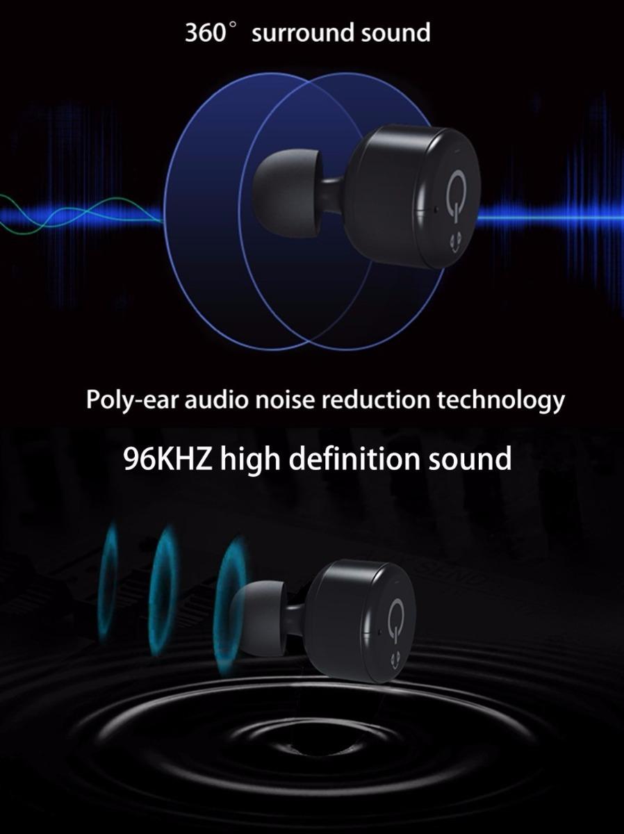 f173fb1419c Audífonos X2t Bluetooth AirPods Manos Libres 120 Hr iPhone M ...