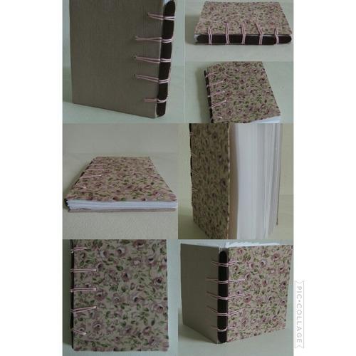libreta artesanales tipo sketchbook