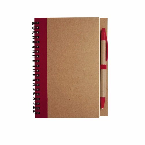 libreta cuaderno 1/2 carta pasta dura para personalizar