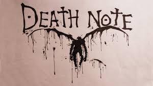 libreta death note lo mas cercano a la serie