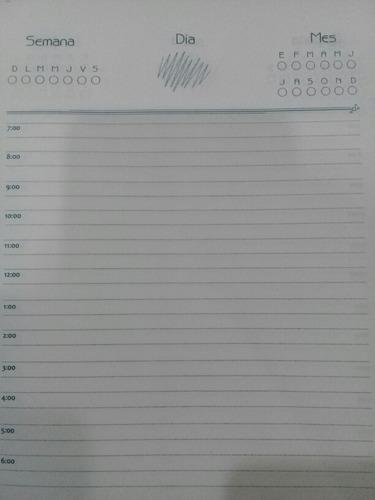 libreta ecológica / agenda ecologica / block de notas