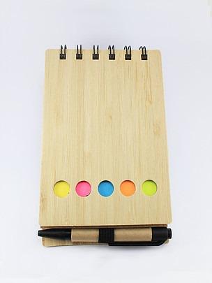 libreta ecologica bamboo