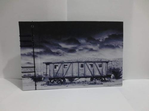 libreta encuadernado japonés