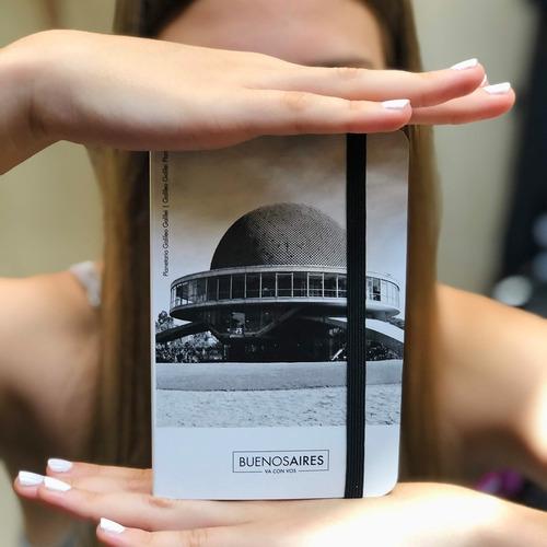 libreta foto planetario buenos aires