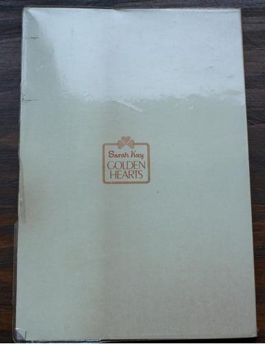 libreta retro de sarah kay años 80 como nueva - en la plata