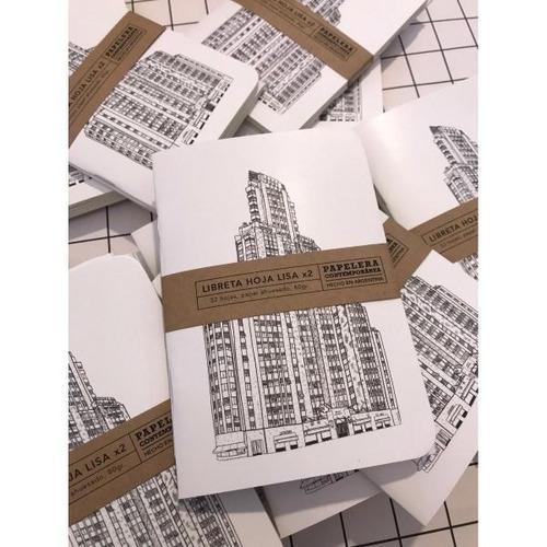 libreta x2 edificios