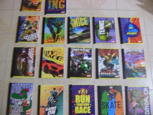libretas escolares empastadas