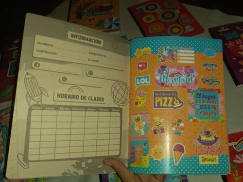libretas escolares por bultos lineales  (pappyer)