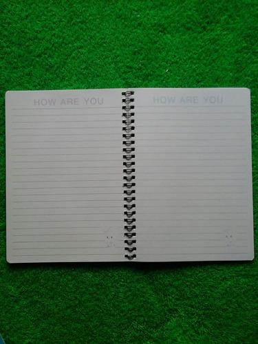 libretica de notas