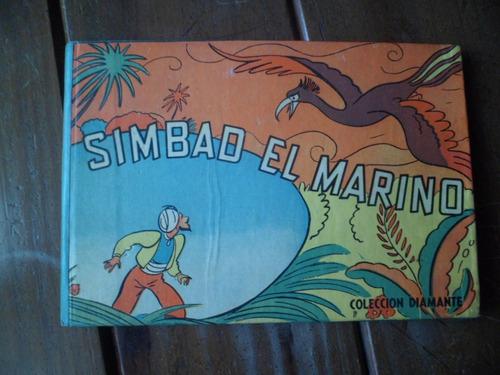 librillo simbad el marino editorial sopena 1952 1ra edicion