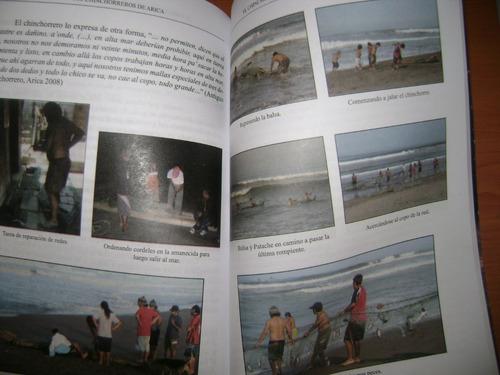 librillo titulado los chinchorros de arica