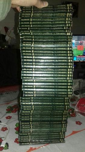 libritos colección completa de historia universal