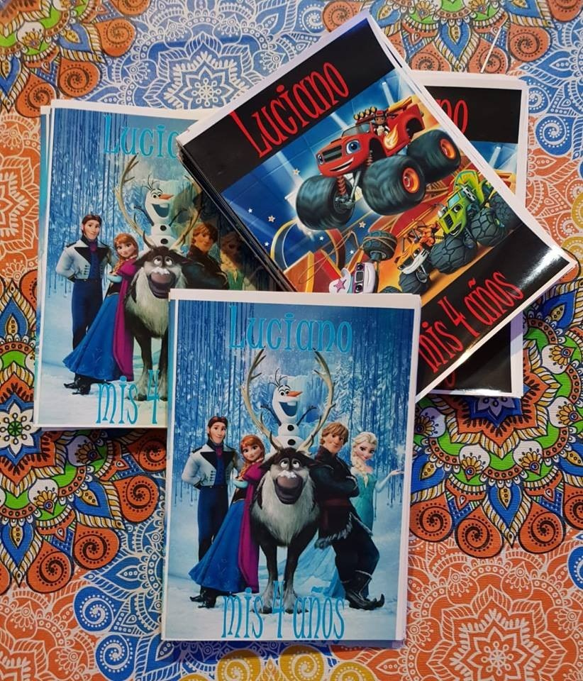 Libritos Para Colorear 21x15 - $ 10,00 en Mercado Libre