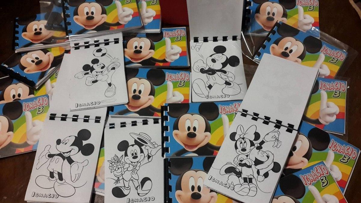 Libritos Para Pintar Personalizados Regalos Souvenirs Cumple - $ 289 ...
