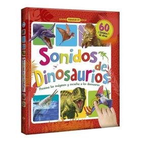 Libro  De Dinosaurios Con Sonido Importado Original Niños