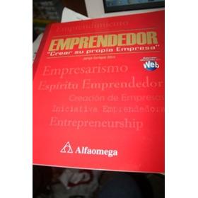 Libro  Emprendedor, Crear Su Propia Empresa
