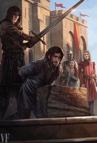 libro 1 a game of thrones (illustrated edition) original