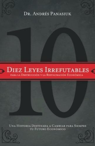 libro, 10 leyes irrefutables para destrucción y restauración