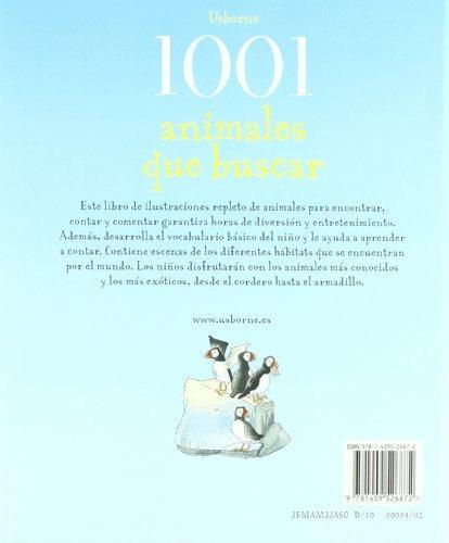 libro 1001 animales que buscar (nueva edición-tapa dura)