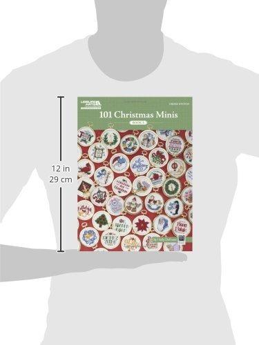 libro 101 christmas minis, book 2 - nuevo