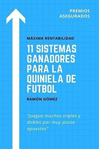libro : 11 sistemas ganadores para la quiniela de futbol ...