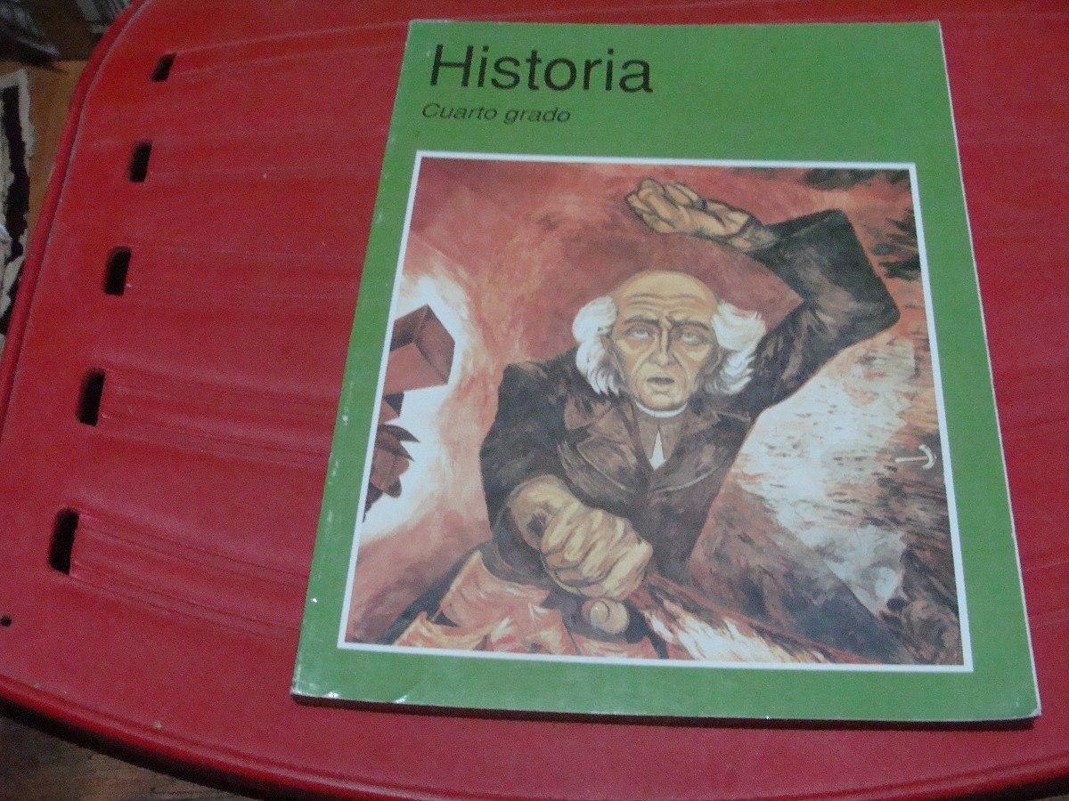 Libro 1.2. Clave T263 Historia Cuarto Grado , Año 2008 , - $ 290.00