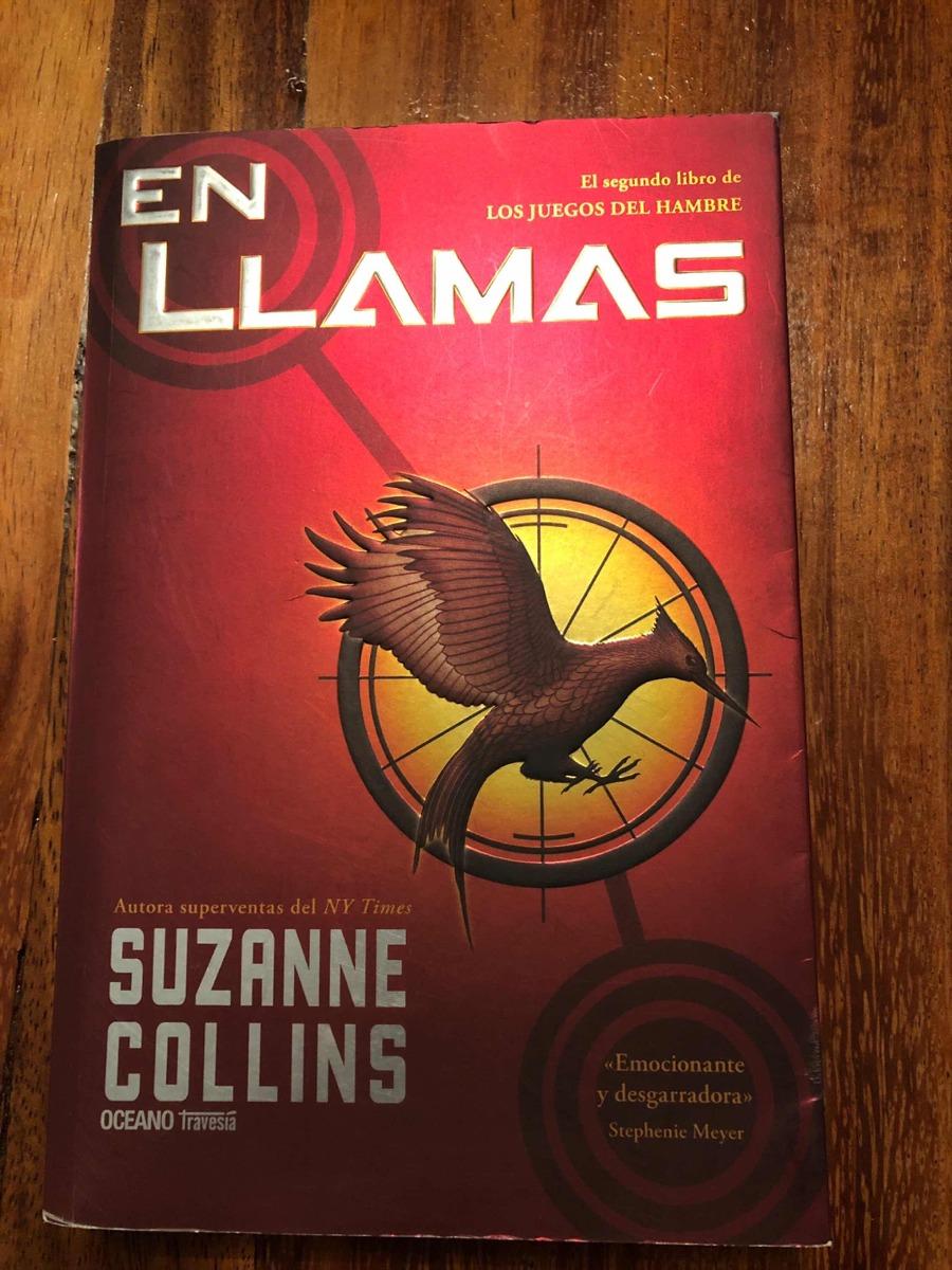 Libro 2 Los Juegos Del Hambre En Llamas 150 00 En Mercado Libre