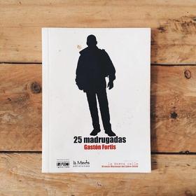 Libro 25 Madrugadas