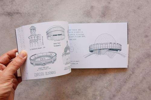 libro 313 dibujos de buenos aires por josefina jolly