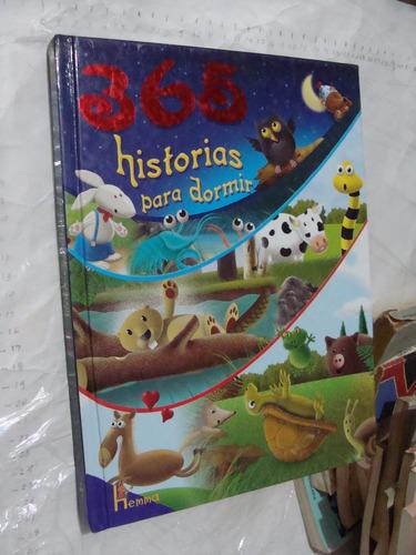 libro 365 historias para dormir ,  año 2010