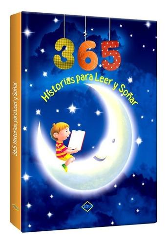 libro 365 historias para leer y soñar cuentos para niños