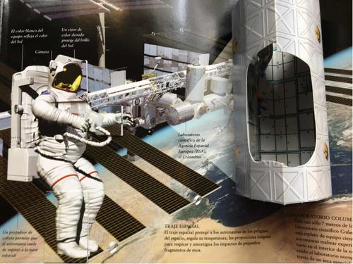 libro 3d viaje al espacio larousse