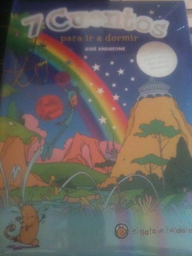libro 7 cuentos para ir a dormir de aide andreone