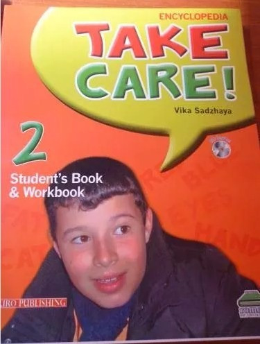 libro 8vo grado ( take care 8th grade ) romor