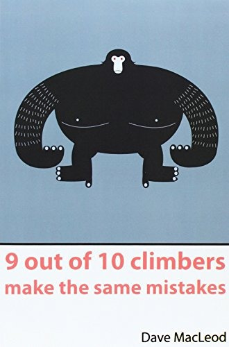libro 9 out of 10 climbers make the same mistakes - nuevo