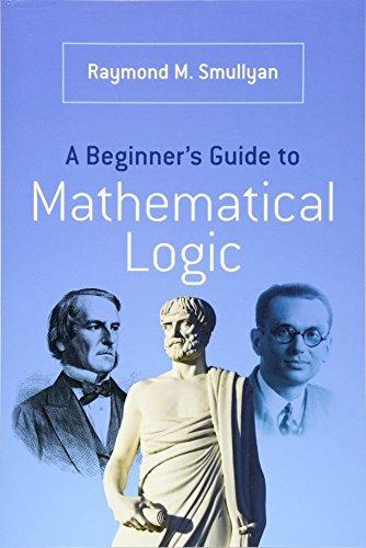libro a beginner's guide to mathematical logic - nuevo