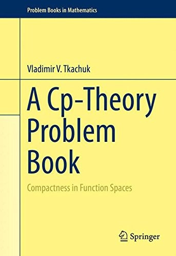 libro a cp-theory problem book: compactness in function sp