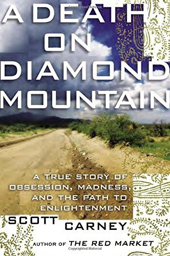 libro a death on diamond mountain: a true story of obsessi