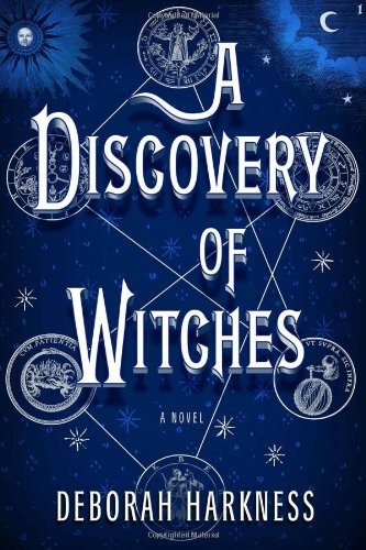 libro a discovery of witches - nuevo a