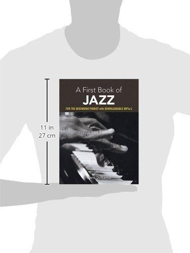 libro a first book of jazz: 21 arrangements for the beginnin