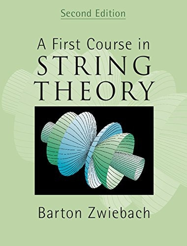 libro a first course in string theory - nuevo