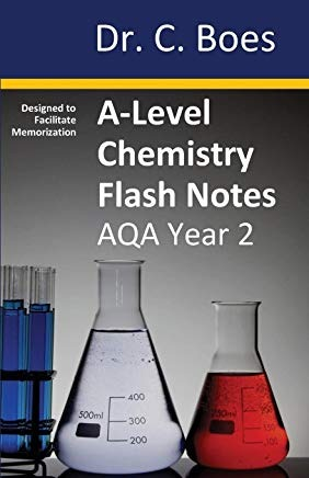 Libro - A-level Chemistry Flash Notes Aqa Year 2: Condensed